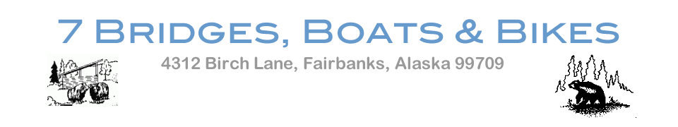 7 Bridges, Boats & Bikes